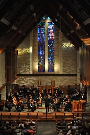 River Oaks Chamber Orchestra Big Bang full orchestra