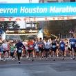 News_Steve Popp_Houston Marathon 2010_history_Chevron Houston Marathon 2010_Start Line
