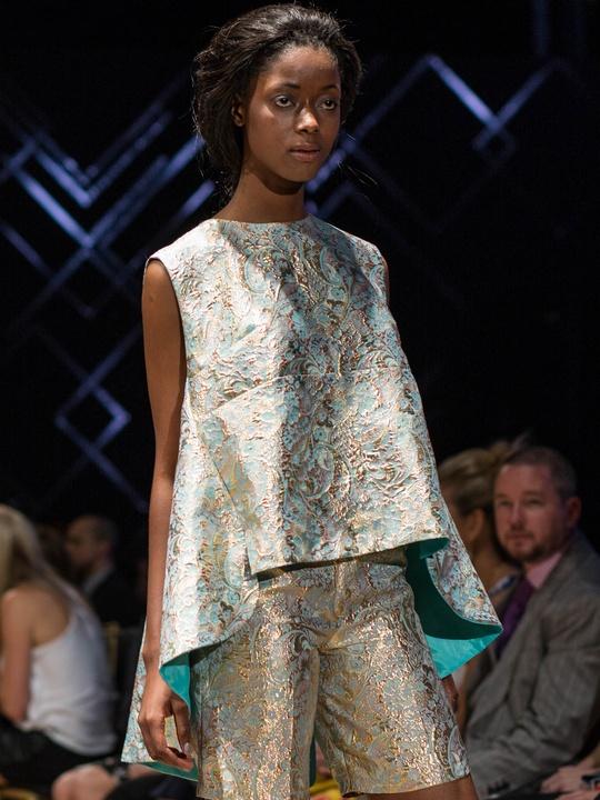 Fashion X Austin Austin Fashion Week AFW Stars Korto Momolu