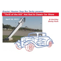 """""""Thrill of the Hill"""" Hot Rod & Classic Car Show"""