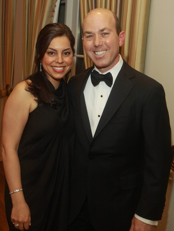 Pearl Ball, February 2013, Nicole Katz, Evan Katz