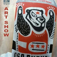 11 Below Brewery presents Oso Bueno Art Show