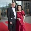 24 Jesse and Betty Tutor at the Houston Symphony Centennial Ball May 2014