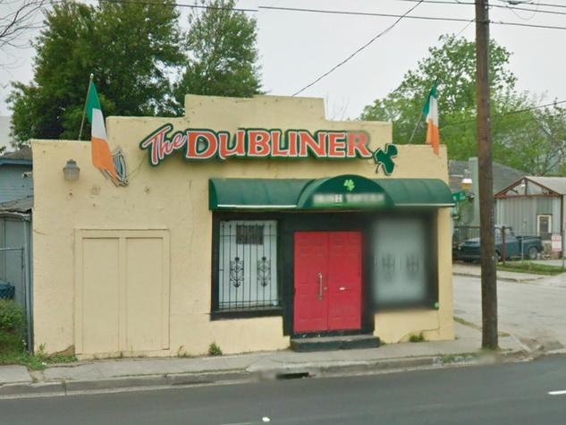 The Dubliner former Irish pub in Houston