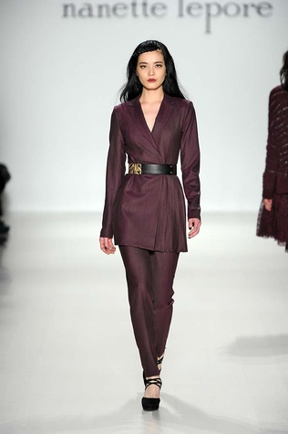 Nanette Lepore fall 2014 collection look 7