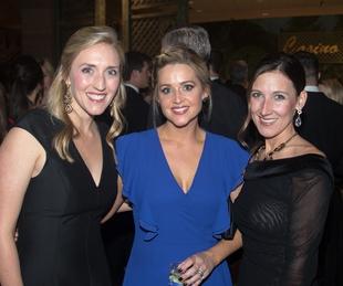 Meredith Bebee, Katie Golden, Rebecca Whitaker