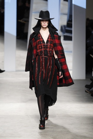 Kenneth Cole look 49 fall 2014