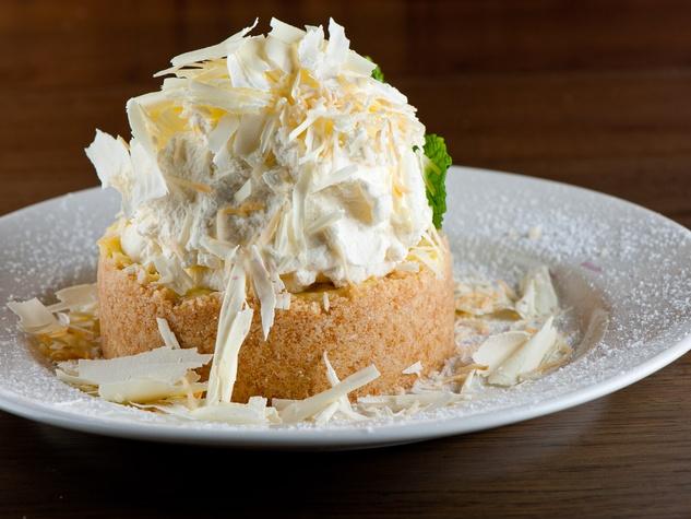 Del Frisco's Grille, March 2013, Coconut Cream Pie