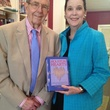 Houston Hearts Betsy Parish and Dr. William L. Winters Jr.