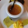 Sanctuari Triniti menu tasting