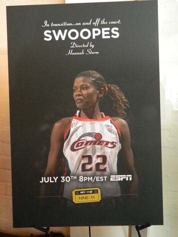 Swoopes movie Sheryl Swoopes movie poster