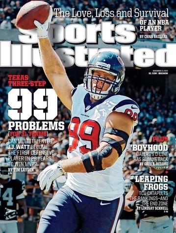 J.J. Watt Sports Illustrated