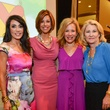 Diane Caplan, Dominique Sachse, Larissa Linton and NAME at Heroes and Handbags May 2014
