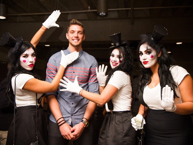 73 1497 at Chandler Parsons' birthday at Mr. Peeples October 2013