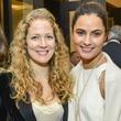 2 Elizabeth Winston-Jones, from left, Mary-Bonner Baker and Christy Jennings at the Baker Institute reception December 2013