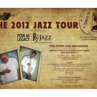 Chris Becker, 2012 Jazz Legacy Tour, July 2012
