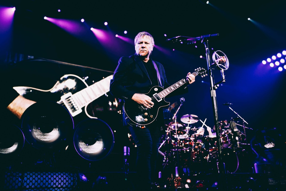 Rush kicks off its Clockwork Angels tour in Austin at the Frank Erwin Center