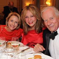 Brain of the Year May 2013 Fran Peterson, Pamela Baker, Dr. Michael A. Crawford