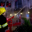 KidZania firefighter
