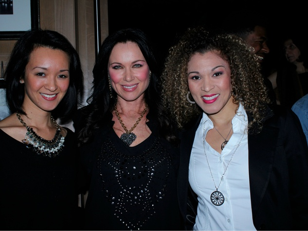 Tammy Nguyen Lee, LeeAnne Locken, Sara Madsen Miller, FASHIONISTAS fashion Fridays