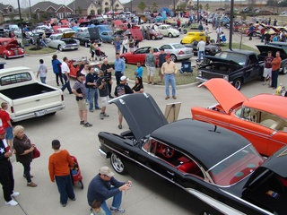 The Heritage at Towne Lake Car Show