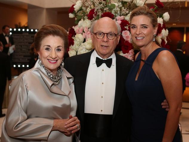 11 Houston Wine & Roses Gala May 2013 Martha Turner, Glenn Bauguss, Mary Elizabeth Hahnfeld