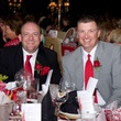 Montgomery County Go Red for Women 2015 Jason Stanfield and Tim Putthuff.