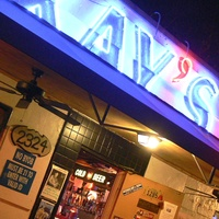 Places_Drinks_Kay's Lounge_exterior_night