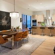 Kitchen/dining at 4143 Buena Vista E in Dallas