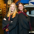 17 Christie Carlile, left, and Lindsay Aitchison at the Children's Museum Freak Out Friday June 2014