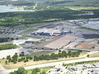 Austin Photo: places_entertainment_travis county expo center_show barn