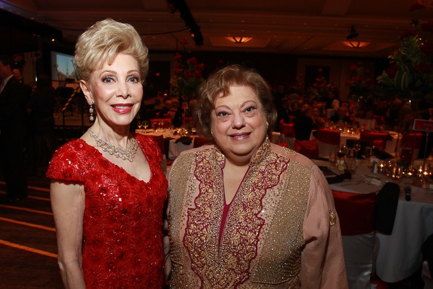 Virtuosi Gala, May 2015, Margaret Alkek Williams, Zarine Boyce