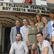 Boy Meets World cast reunion in front of State Theatre