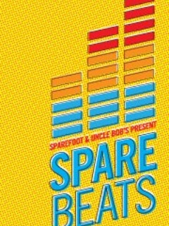 Austin photo: Event_Spare Beats_Poster