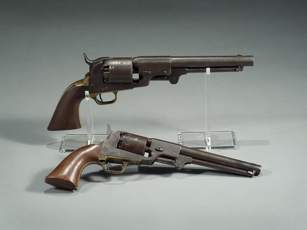News_HMNS_Civil War_Dance Revolvers