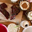 Culinary Dropout restaurant ribs