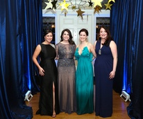 Houston, Junior League of Houston Charity Ball, Feb 2017, Jayne Johnson, Abbey Roberson, Jennifer Howard, Mitra Woody