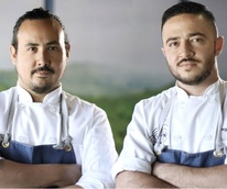 Mixtli chefs Diego Galicia and Rico Torres