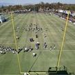 Dallas Cowboys training camp in Oxnard, Calif