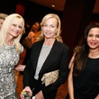 28 Jo Lynn Falgout, from left, Alice Mosing and Lamees Sinders at the Celebration of Champions luncheon October 2013