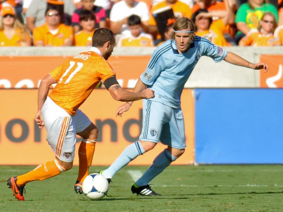 Dynamo KC Brad Davis