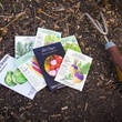 Photo of seed packets