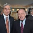 Cesár Vasquez, left, and Dave Feldman at the Houston Hispanic Chamber of Commerce luncheon & business expo April 2015