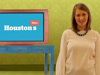 Houston Voice highlights video, Whitney Radley, November 2012
