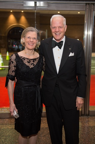 24 Susan and Dr. C. Richard Stasney at the HGO Concert of  Arias February 2015 wp