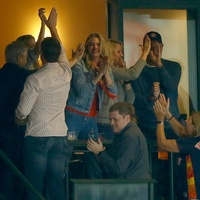 Kate Upton cheers Astros in Game 6 of ALCS