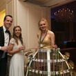 Junior League Gala, Feb. 2016, Oliver Tenhoeve, Julia Tenhoeve