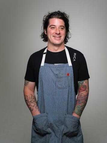 Dallas chef Justin Holt