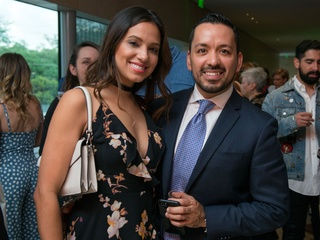 Houston, CultureMap Tastemakers, April 2017, Meagan Shumate, Frank Lozano