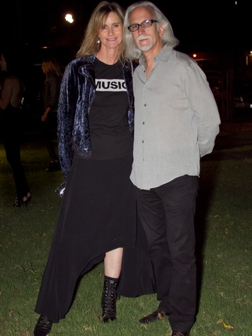 Tribeza Fashion Show 2014 Jill Lynch Kevin Wommack